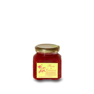 marmellata di rose 106 ml