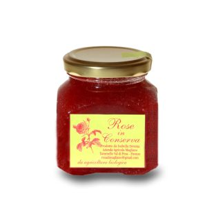 marmellata di rose 212 ml